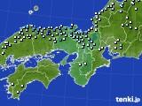 2015年01月01日の近畿地方のアメダス(降水量)