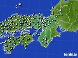 2015年01月26日の近畿地方のアメダス(降水量)