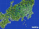 アメダス実況(気温)(2015年02月10日)