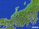北陸地方のアメダス実況(降水量)(2015年02月26日)