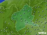 群馬県のアメダス実況(降水量)(2015年02月26日)