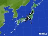 2015年03月29日のアメダス(降水量)