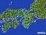 2015年05月03日の近畿地方のアメダス(日照時間)