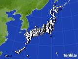 2015年05月06日のアメダス(風向・風速)