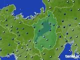 2015年05月12日の滋賀県のアメダス(降水量)