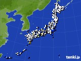 2015年05月12日のアメダス(風向・風速)