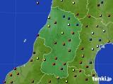 2015年05月31日の山形県のアメダス(日照時間)