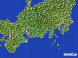アメダス実況(気温)(2015年06月06日)