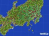 アメダス実況(気温)(2015年06月15日)