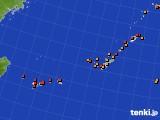 2015年07月09日の沖縄地方のアメダス(気温)