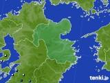 2015年07月27日の大分県のアメダス(降水量)
