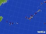 2015年08月04日の沖縄地方のアメダス(日照時間)