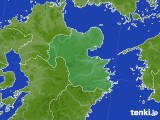 2015年08月07日の大分県のアメダス(降水量)