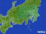 2015年08月12日の関東・甲信地方のアメダス(降水量)