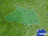 2015年08月17日の埼玉県のアメダス(降水量)
