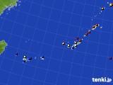 2015年08月26日の沖縄地方のアメダス(日照時間)