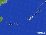 2015年09月04日の沖縄地方のアメダス(日照時間)