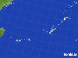 2015年09月23日の沖縄地方のアメダス(降水量)