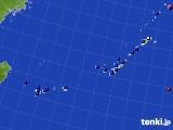 2015年12月01日の沖縄地方のアメダス(日照時間)