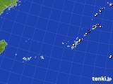2015年12月02日の沖縄地方のアメダス(降水量)