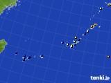 2015年12月03日の沖縄地方のアメダス(日照時間)