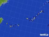 沖縄地方のアメダス実況(風向・風速)(2015年12月03日)