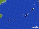 2016年01月25日の沖縄地方のアメダス(日照時間)