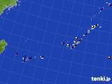 2016年01月27日の沖縄地方のアメダス(日照時間)