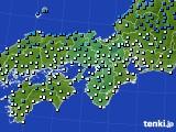 アメダス実況(気温)(2016年02月02日)