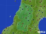2016年03月24日の山形県のアメダス(日照時間)