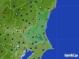 2016年03月28日の茨城県のアメダス(日照時間)