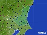 2016年04月14日の茨城県のアメダス(日照時間)