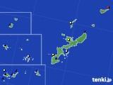 2016年04月20日の沖縄県のアメダス(日照時間)