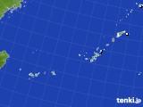 沖縄地方のアメダス実況(降水量)(2016年06月17日)