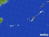 沖縄地方のアメダス実況(降水量)(2016年06月26日)