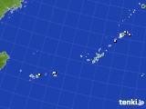 2016年08月05日の沖縄地方のアメダス(降水量)