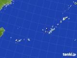 2016年08月09日の沖縄地方のアメダス(降水量)