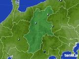 2016年08月17日の長野県のアメダス(降水量)