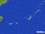 2016年08月19日の沖縄地方のアメダス(降水量)