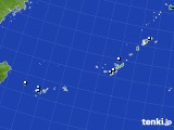 沖縄地方のアメダス実況(降水量)(2016年08月26日)
