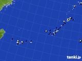 2016年08月26日の沖縄地方のアメダス(風向・風速)