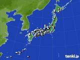 アメダス実況(降水量)(2016年09月05日)