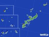 2016年09月19日の沖縄県のアメダス(日照時間)