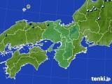 近畿地方のアメダス実況(積雪深)(2016年12月31日)