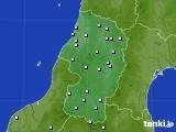 2017年01月04日の山形県のアメダス(降水量)