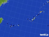 2017年01月15日の沖縄地方のアメダス(日照時間)
