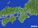 アメダス実況(気温)(2017年01月29日)