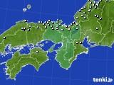 2017年01月30日の近畿地方のアメダス(降水量)