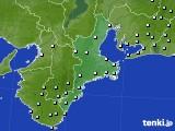 2017年02月05日の三重県のアメダス(降水量)