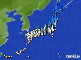 2017年03月10日のアメダス(気温)